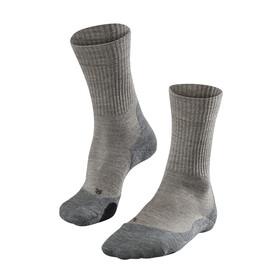 Falke TK2 - Calcetines Hombre - gris